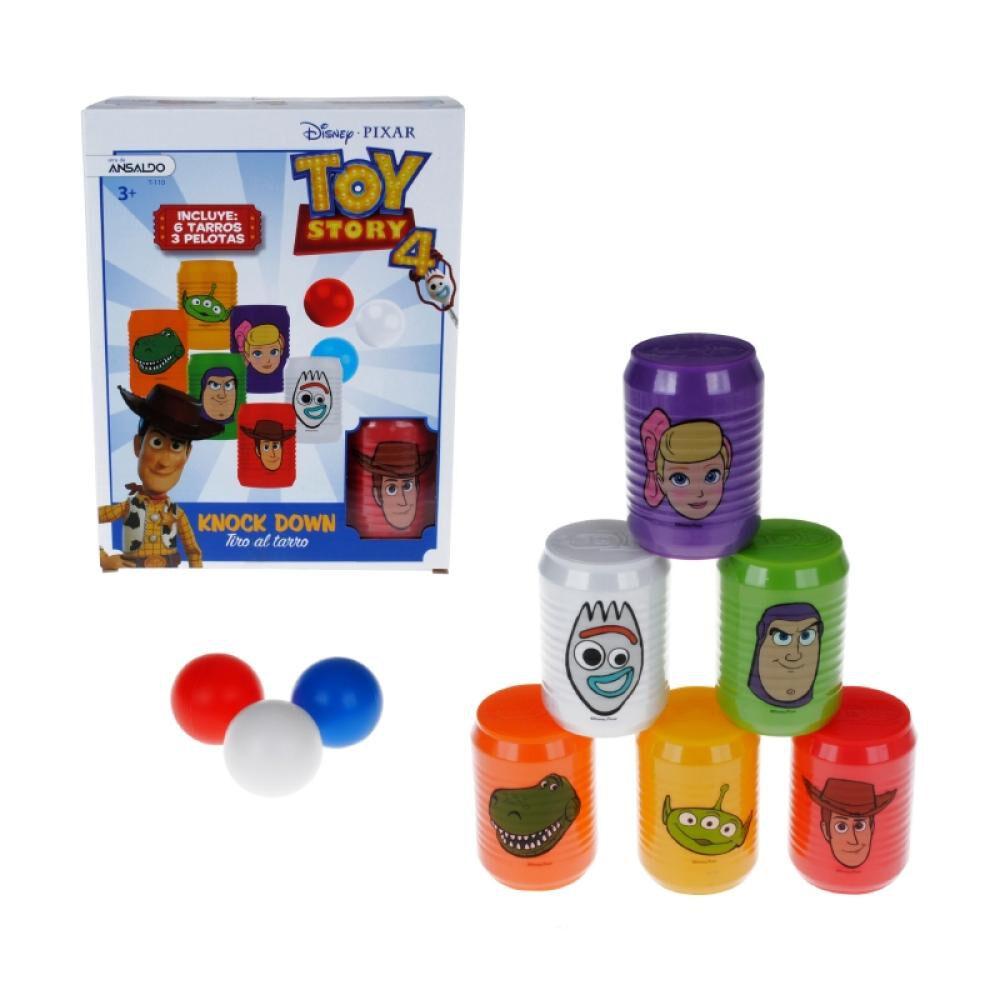 Juego Tiro Al Blanco Toy Story image number 0.0