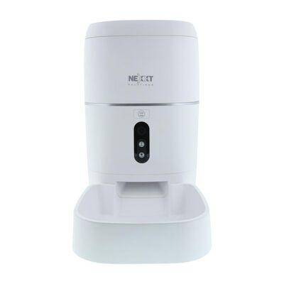Dispensador De Alimento Inteligente Nexxt Alimentador / 1.5 Kg