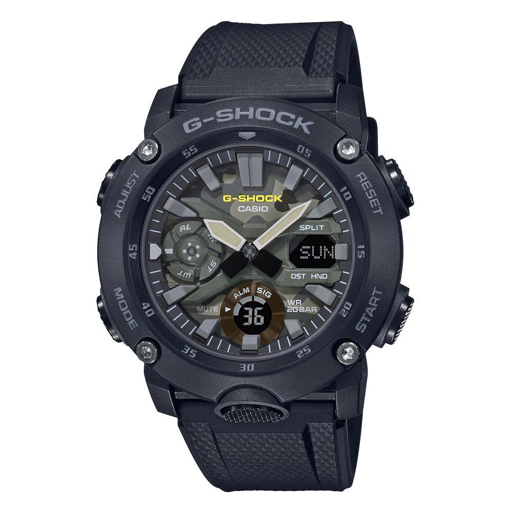 Reloj Deportivo Hombre Casio G Shock Ga-2000su-1a image number 0.0
