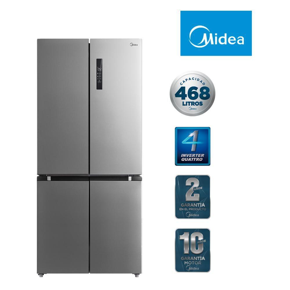 Refrigerador Midea No Frost Mrtt-4790s312fw 468 Litros image number 0.0