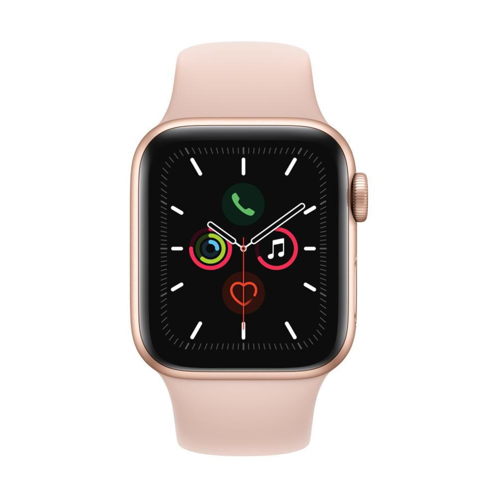 Applewatch Series 5  40mm / Gold Rosa  /  32 Gb image number 1.0