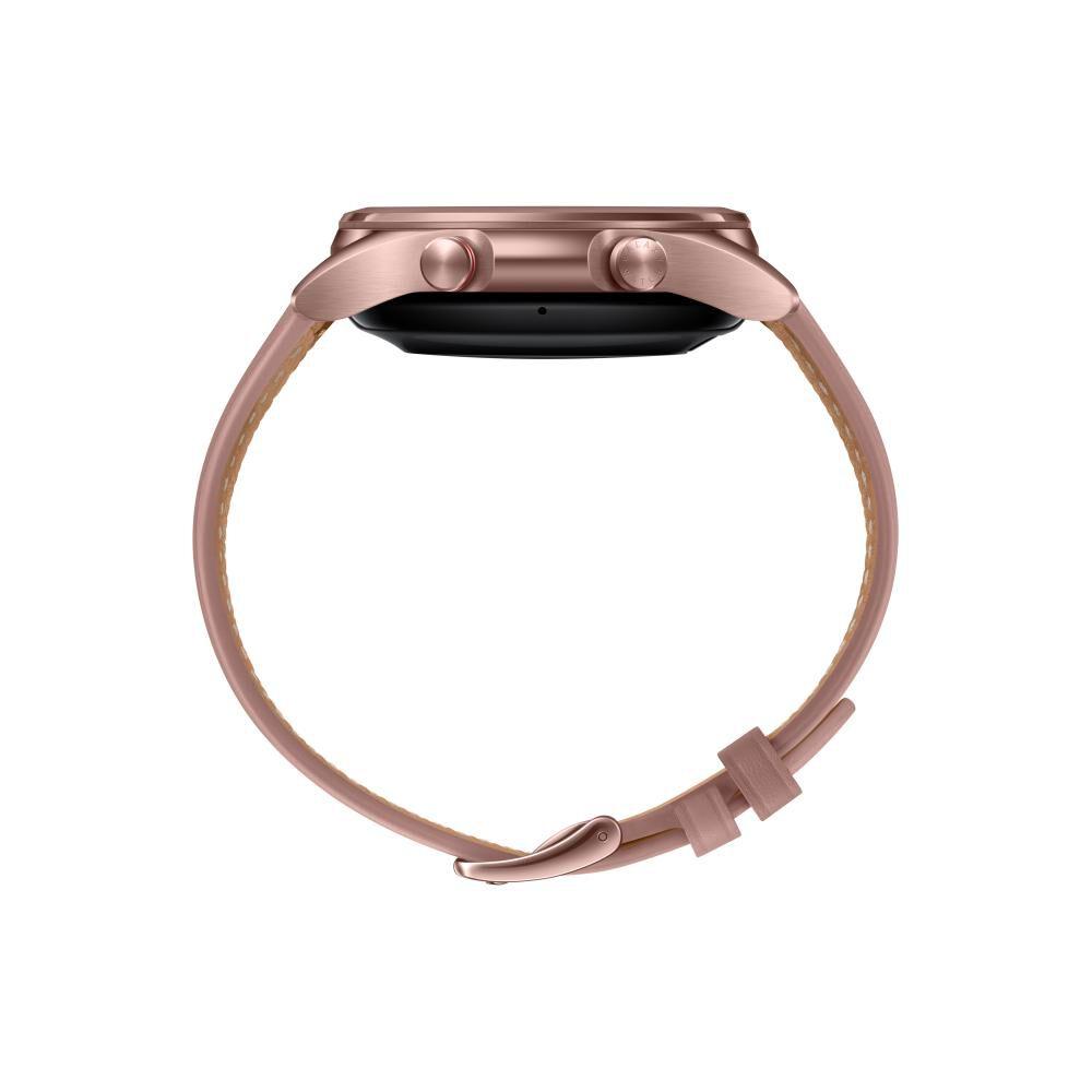 Smartwatch Samsung Galaxy Watch 3 41mm Lte / Rosado  / 8 Gb image number 4.0