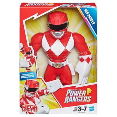 Figura Power Rangers Red Ranger