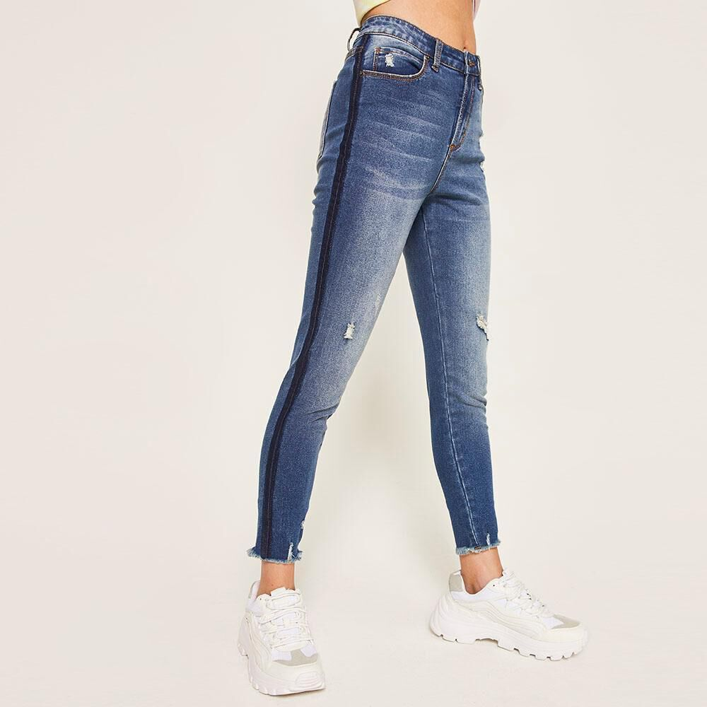 Jeans Mujer Super Skinny Freedom image number 0.0