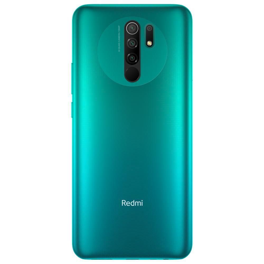 Smartphone Xiaomi Redmi 9 Eu Ocrean Green / 64 Gb / Liberado image number 1.0