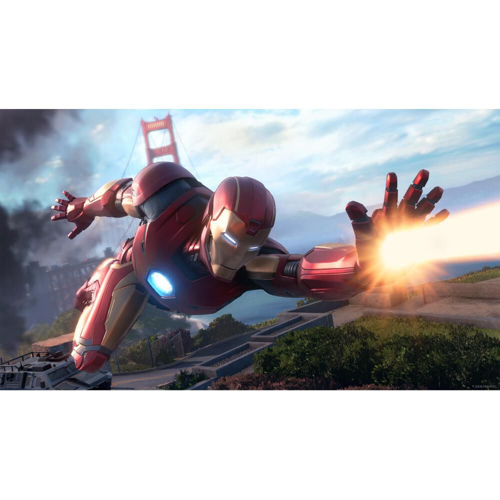 Juego Sony Marvels Avengers image number 2.0