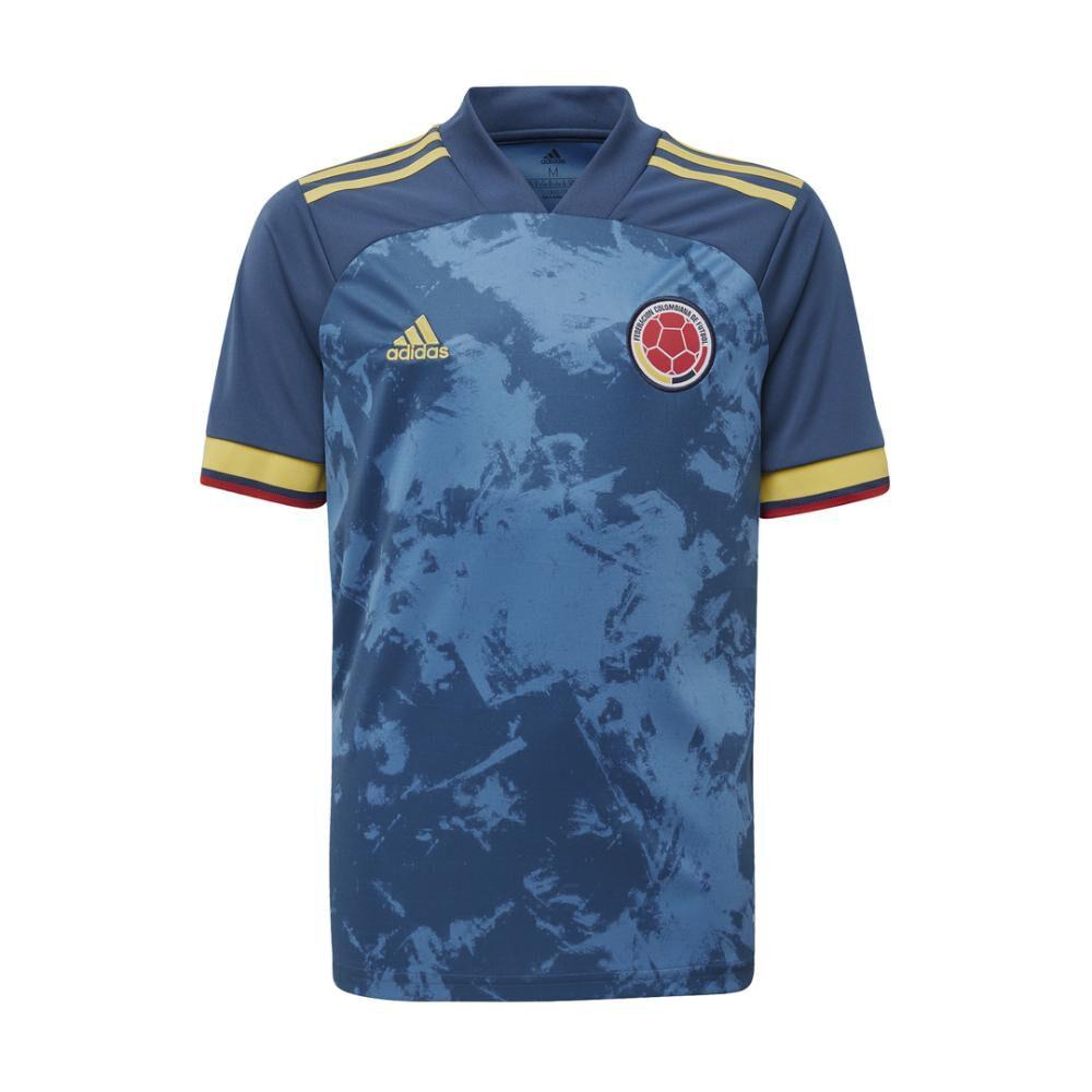 Camiseta De Futbol Hombre Adidas Segunda Equipación Colombia image number 0.0