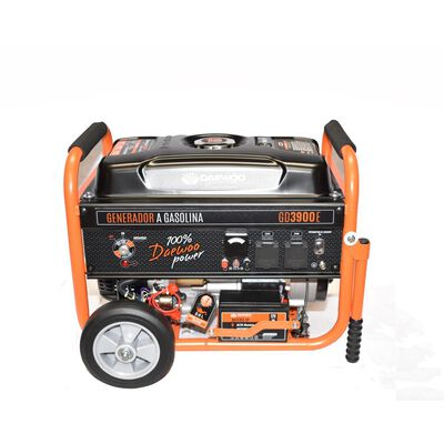 Generador Gasolina Daewoo Gd3900e / 3000 Watts