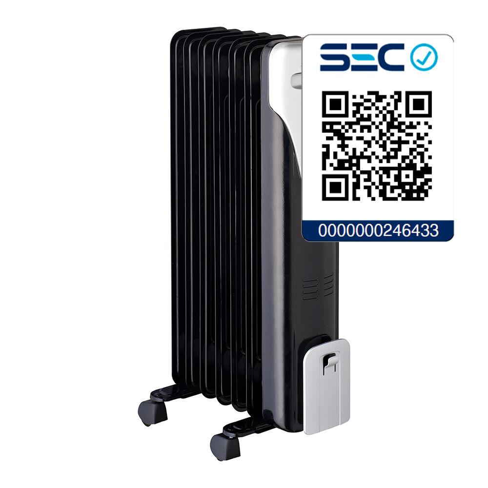 Calefactor Oleoeléctrico Sindelen Eeo-1600Ng image number 1.0