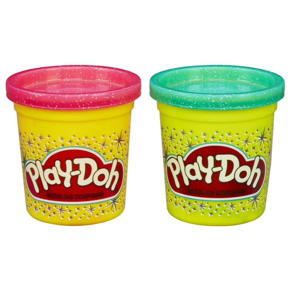 B4774 Play-Doh Frozen 2 Pack image number 1.0