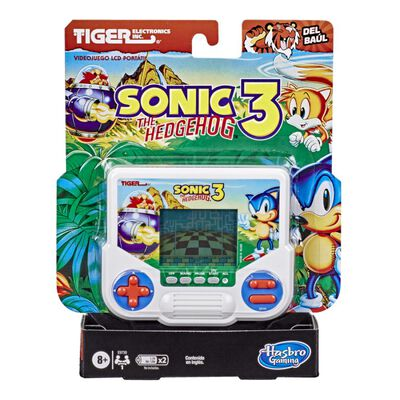 Juego Retro Gaming Tiger Electronics Sonic