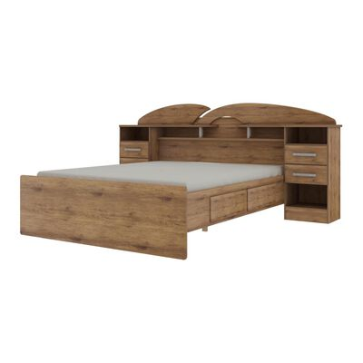 Cama Decocasa Elite / 2 Plazas