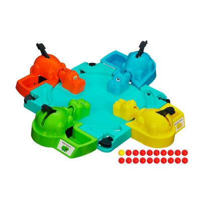 Juego De Mesa Hasbro Gaming Hippos Glotones