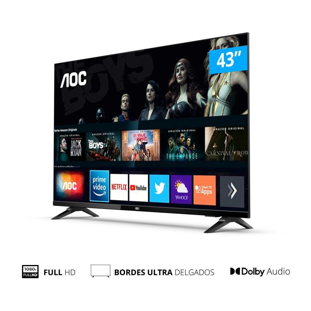 "Led AOC 43S5305 / 43 "" / Full HD / Smart Tv image number 1.0"