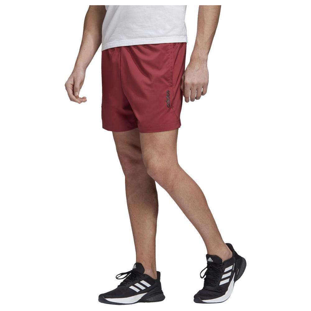 Short Deportivo Hombre Adidas Essentials Plain Chelsea image number 0.0