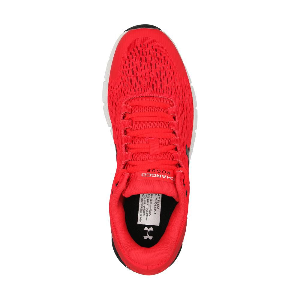 Zapatilla Running Hombre Under Armour Charged Rogue 2 image number 3.0