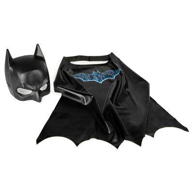 Máscara Y Capa Batman Tech