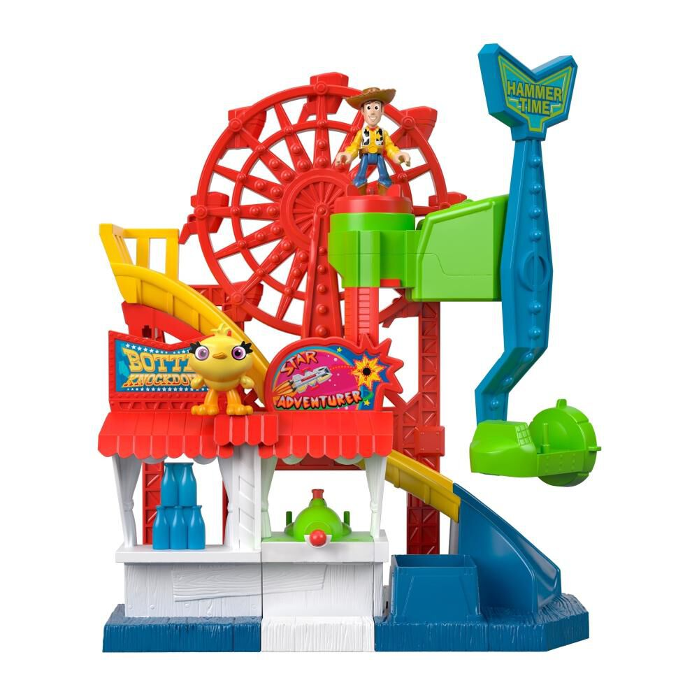 Juegos Fisher Price Ts4 Parque Divertido image number 0.0