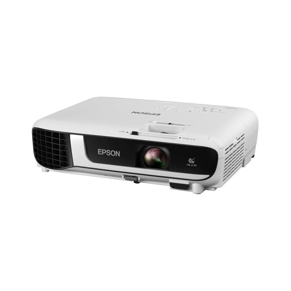 Proyector Epson Powerlite X51+ image number 0.0