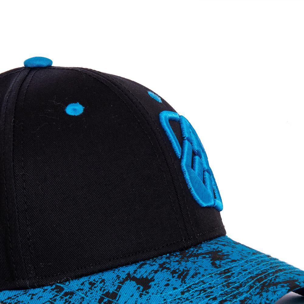 Jockey Trucker Freegun Logo Azul/negro image number 2.0