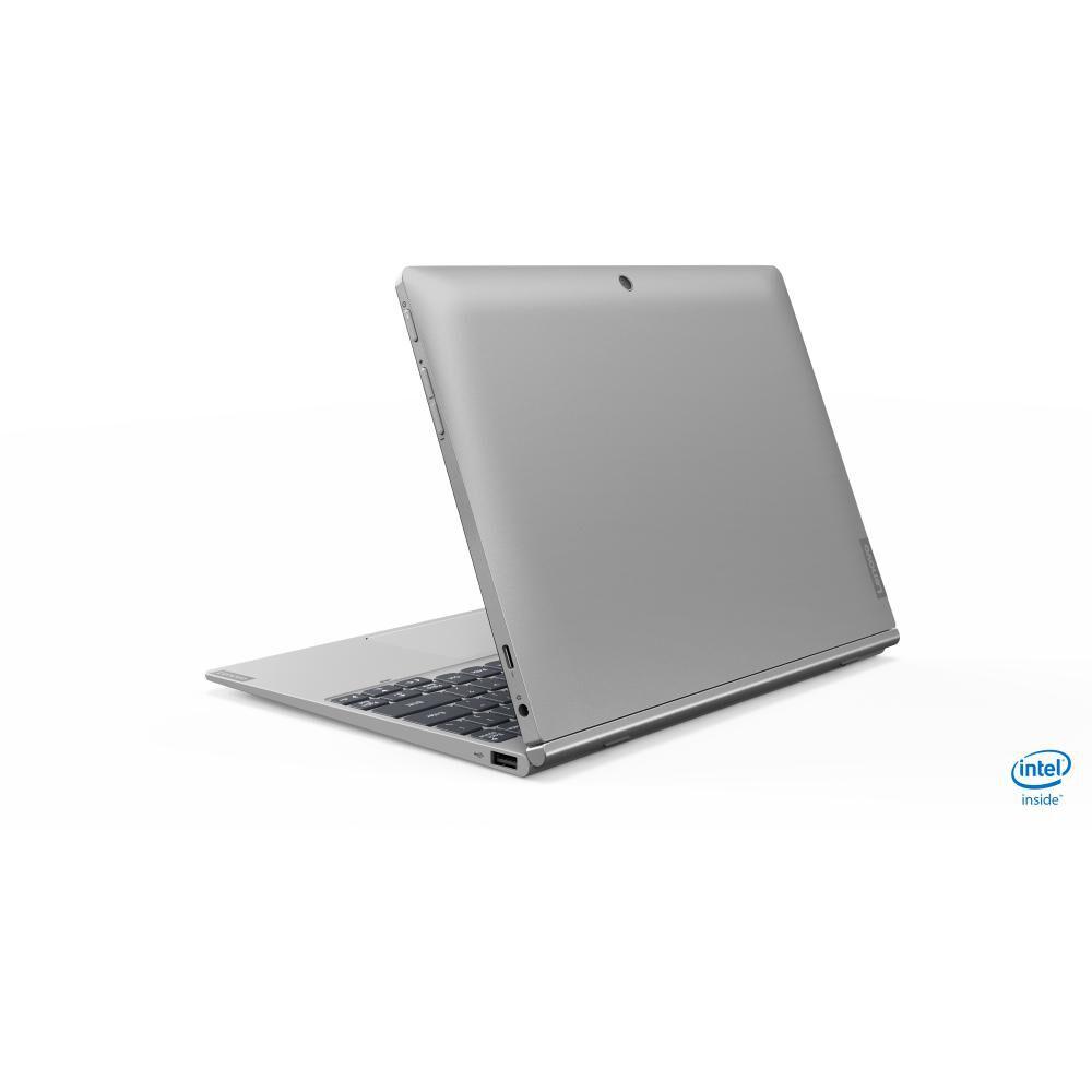 "Notebook Lenovo Ideapad D330 / Mineral Grey / Intel Celeron / 4 Gb Ram / Integrated Intel Uhd Graphics 600 / 64 Gb Ssd / 10.1"" image number 3.0"