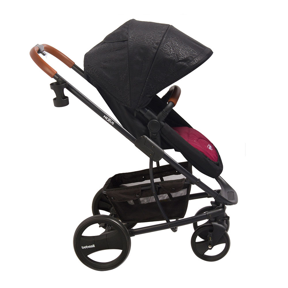 Coche Travel System Bebesit Nexus 5053 image number 2.0