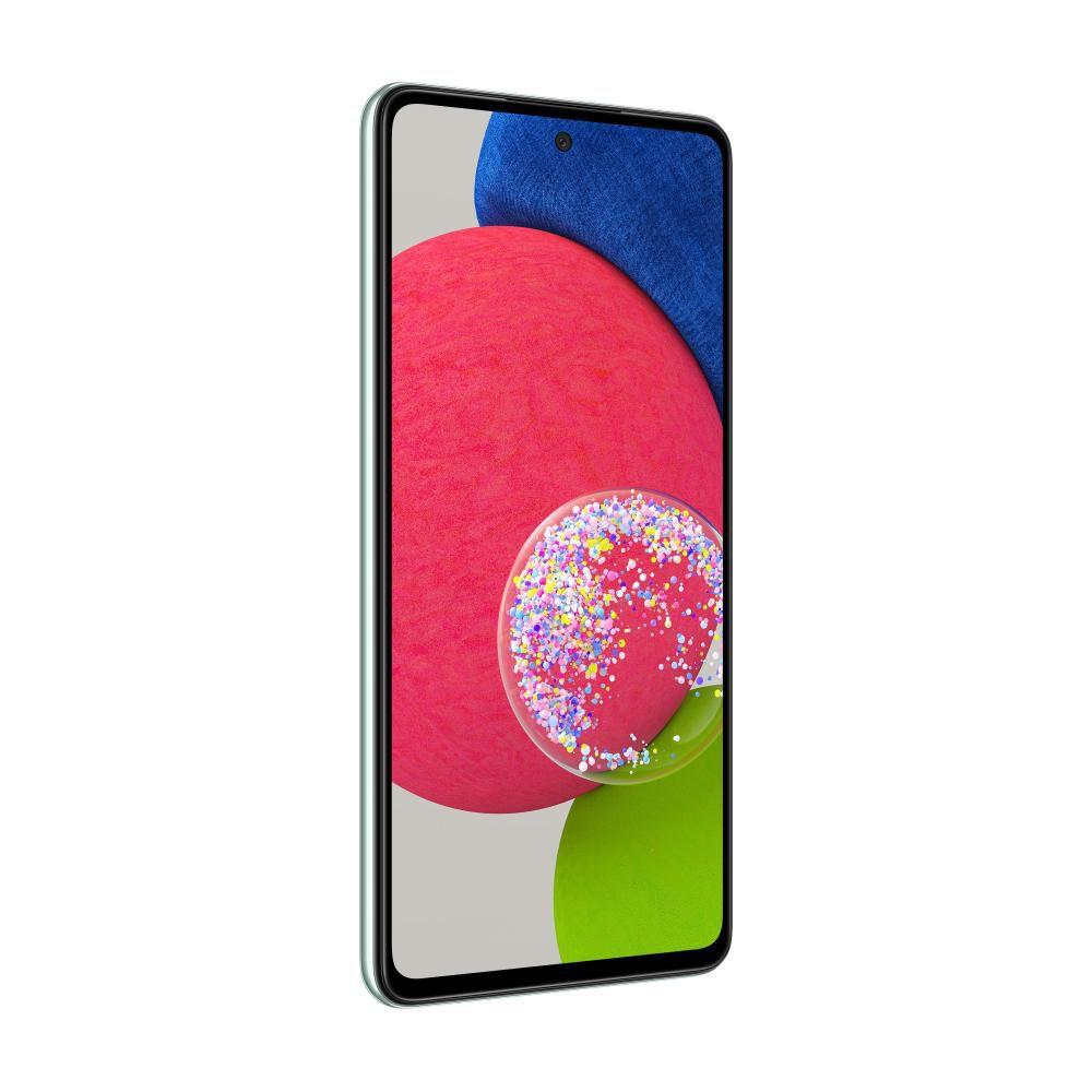 Smartphone Samsung Galaxy A52s Verde / 128 Gb / Liberado image number 3.0