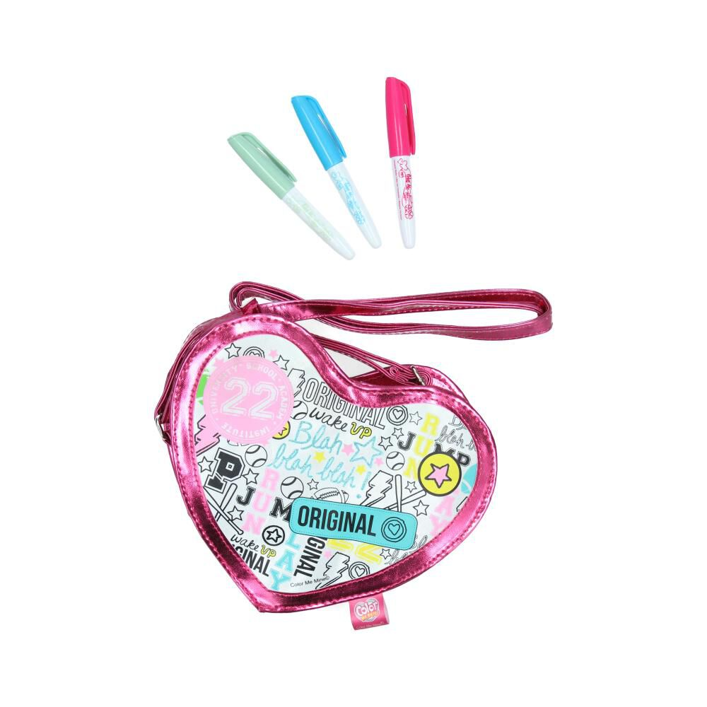 Cartera Hitoys Color Me Mine image number 1.0