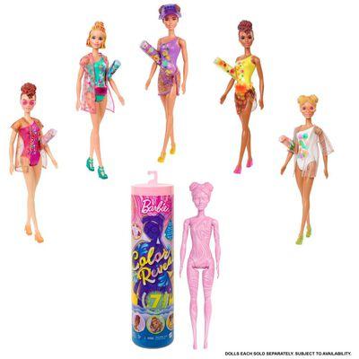 Barbie Color Reveal Arena Y Sol