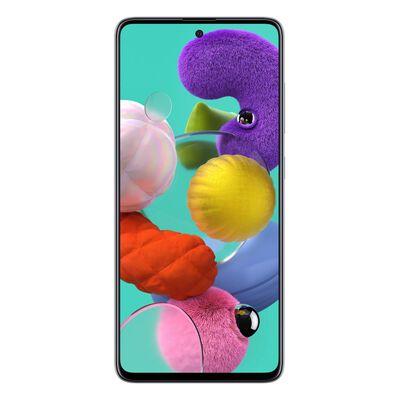 Smartphone Samsung Galaxy A51 Blanco / 128 Gb / Liberado