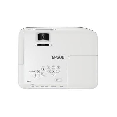 Proyector Epson Powerlite S41+