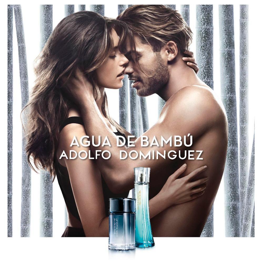 Estuche Agua De Bambú Adolfo Dominguez / Eau De Toilette / 50ml + Vial 20ml image number 3.0