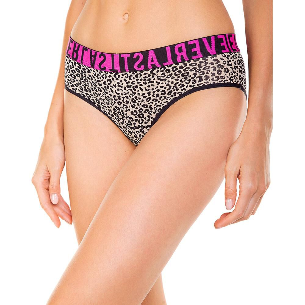 Pantaleta Mujer Everlast / Bipack image number 2.0