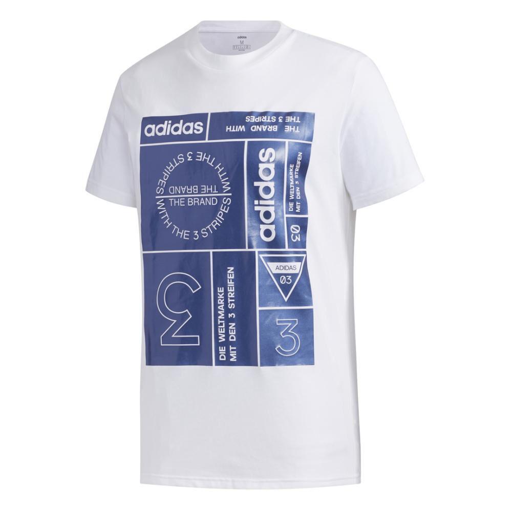 Camiseta Con Estampado Unisex Adidas Culture Pack image number 1.0