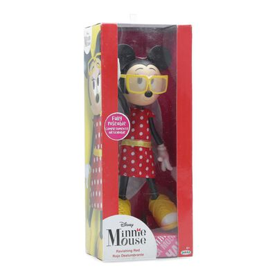 Muñeca Minnie Mouse Fashion Doll