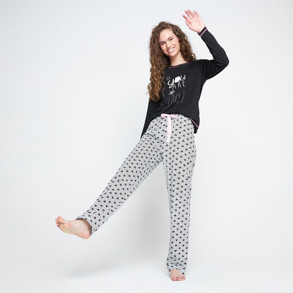 Pantalón De Pijama Mujer Freedom image number 1.0