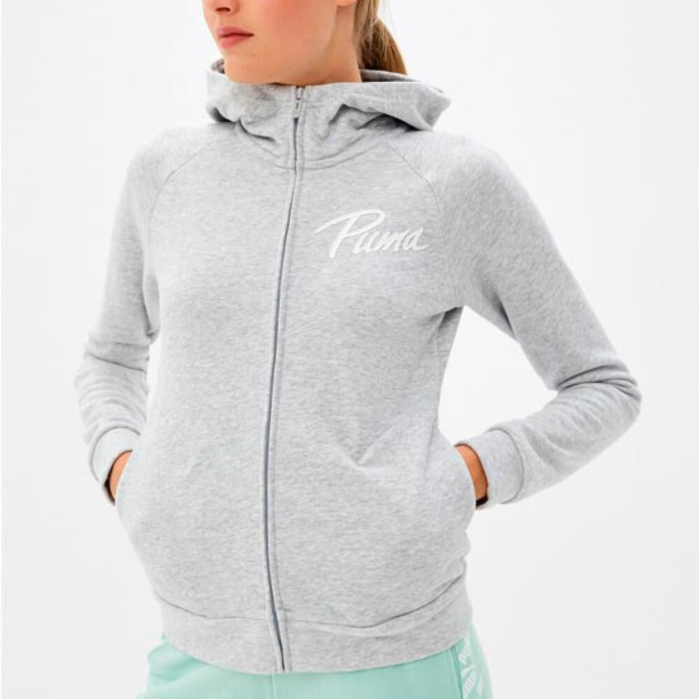 Chaqueta Deportiva Mujer Puma Athletics Hooded Jacket Tr image number 0.0