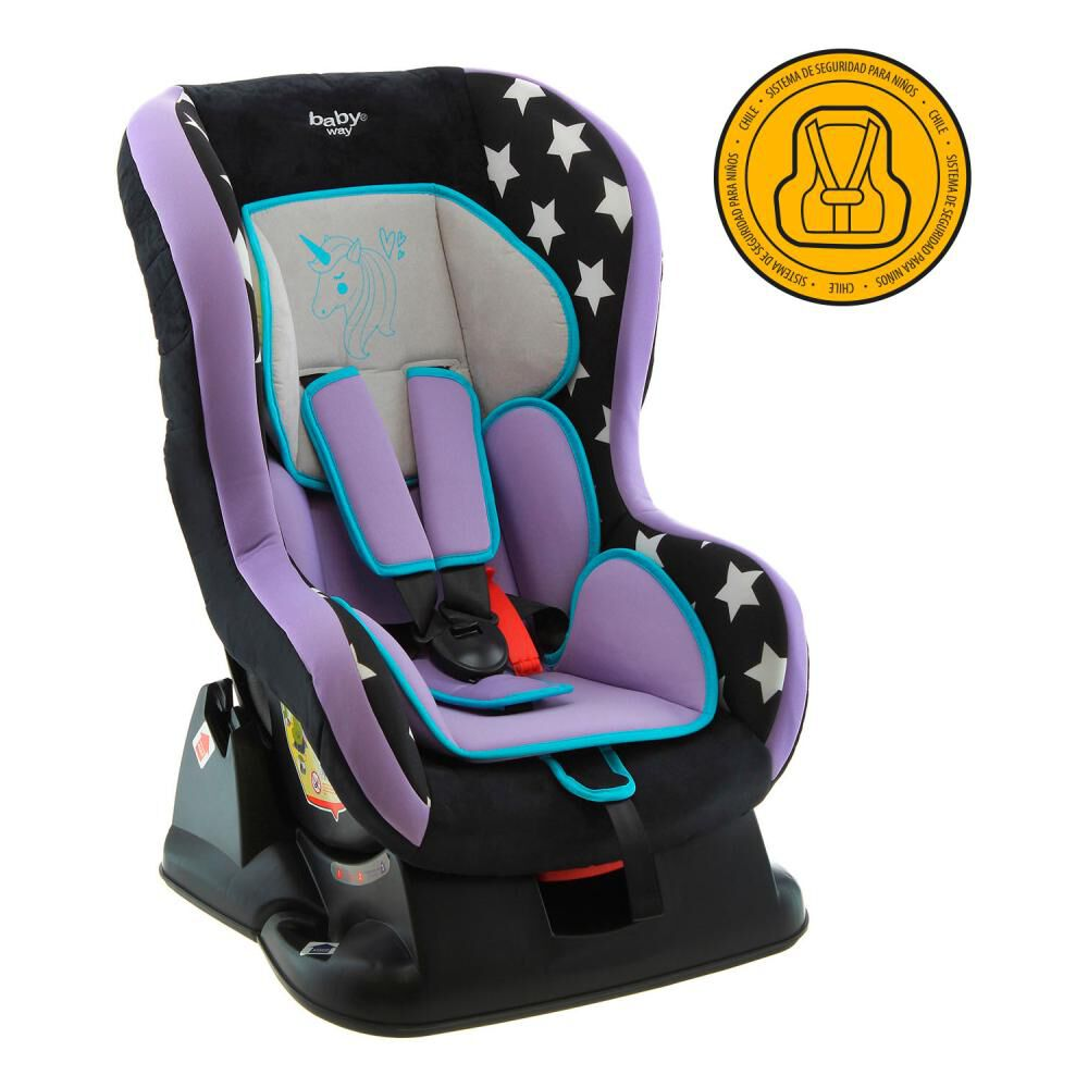Silla De Auto Baby Way image number 0.0