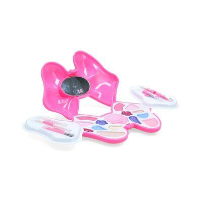 Maquillaje Minnie Set Con Cosmeticos