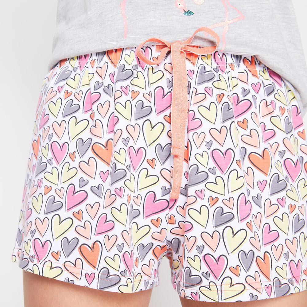 Short Pijama Mujer Freedom image number 0.0