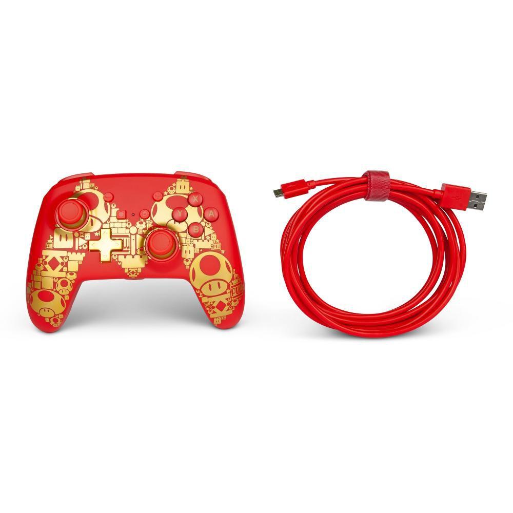 Control Nintendo Switch Nintendo Mario Gold M image number 4.0