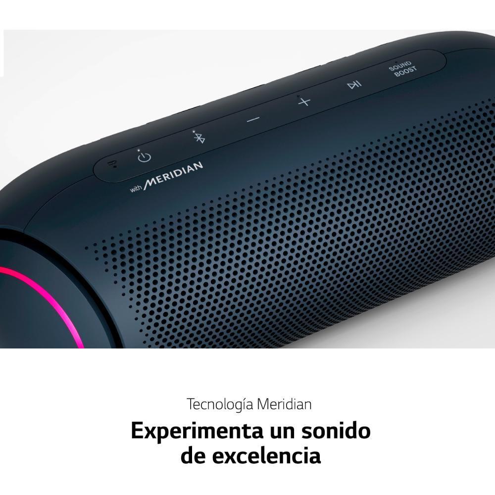 Parlante Portatil Bluetooth LG XBOOM Go PL5 2020 image number 7.0