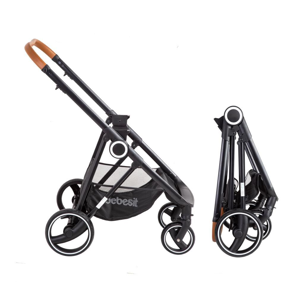Coche Travel System Bebesit Cosmos image number 5.0