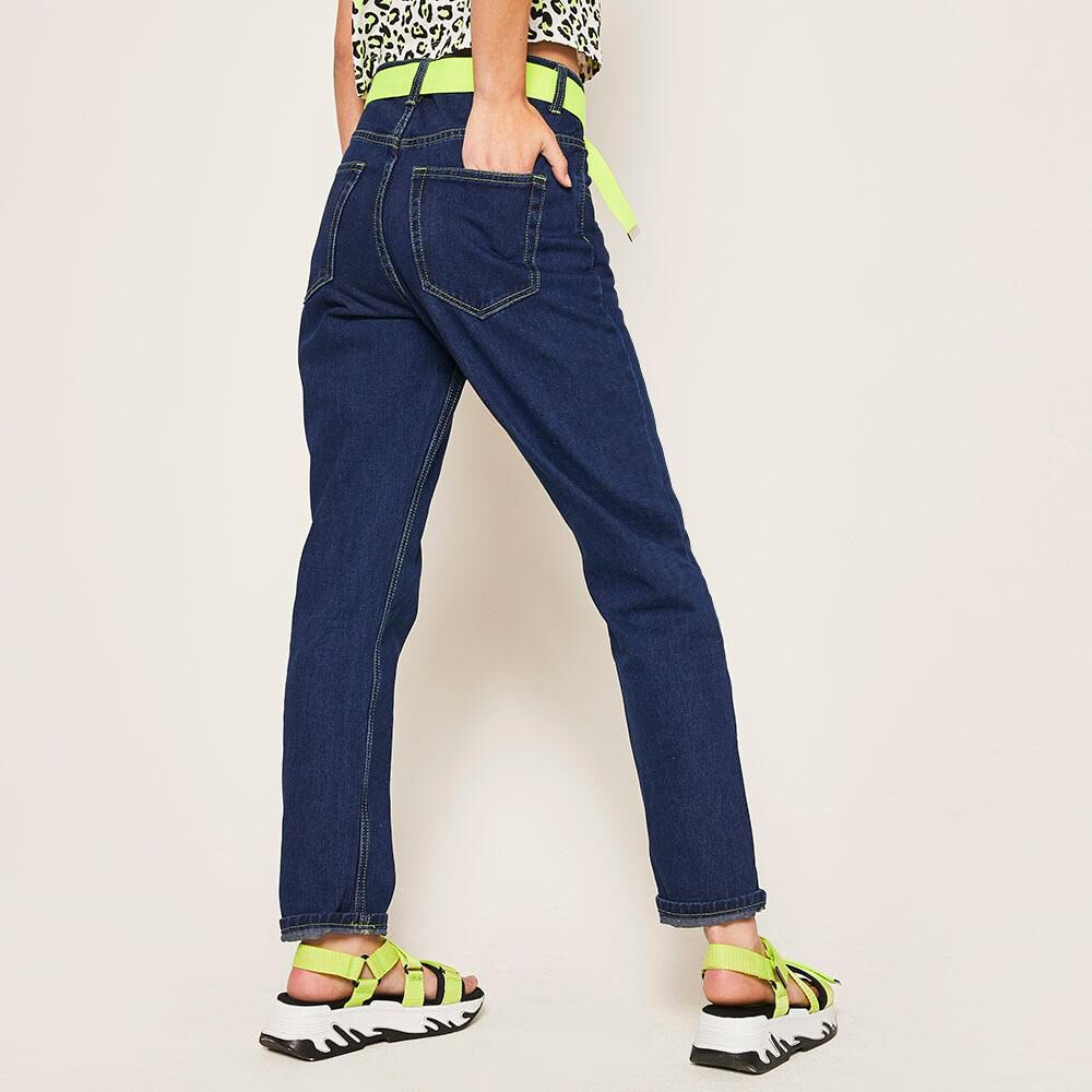 Jeans Mujer Relaxed Freedom image number 2.0