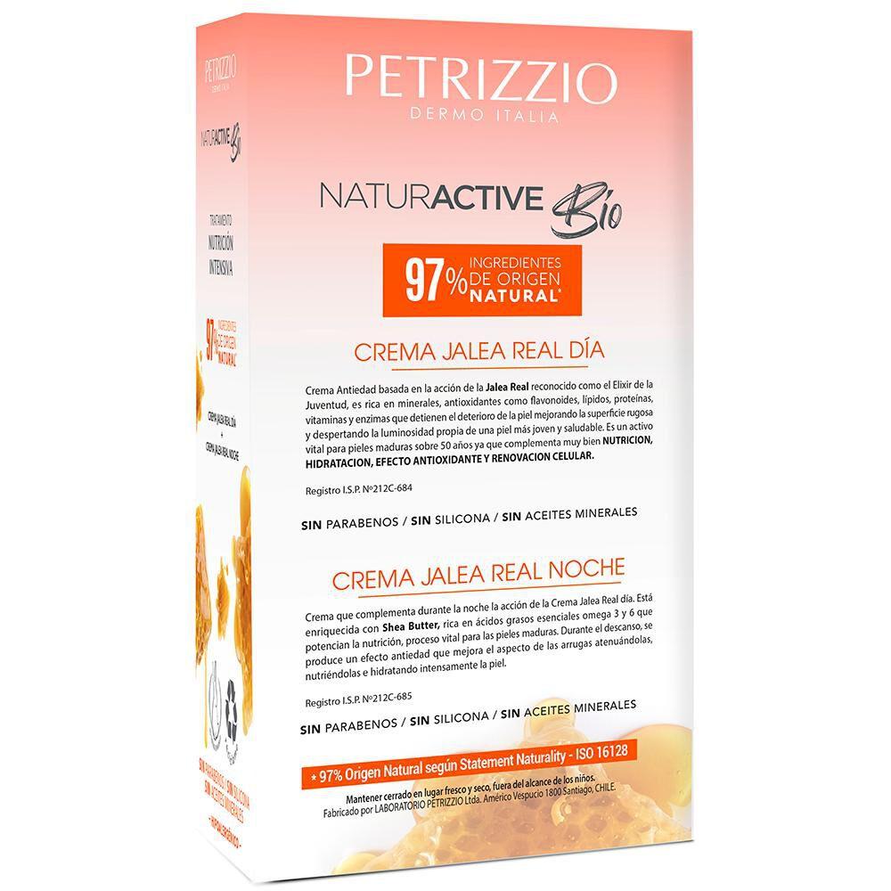 Set De Tratamiento Petrizzio Jalea Real Dia + Noche image number 1.0