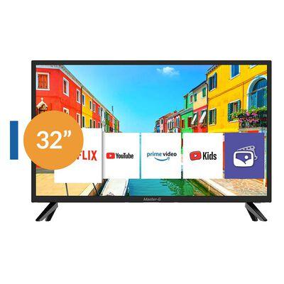 "Led Master G Mg32hbl / 32"" / Hd / Smart Tv"