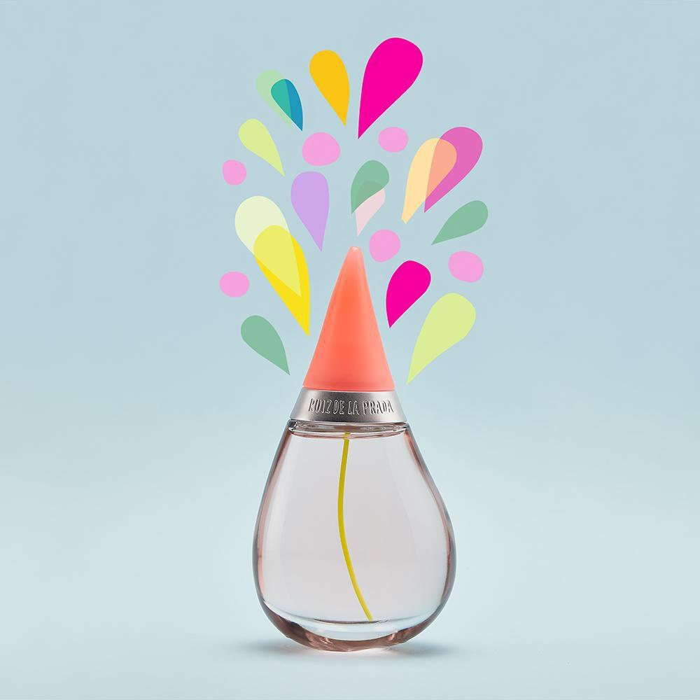 Perfume Gotas De Color Agatha Ruiz / 50 Ml / Edt + Lipbalm + Peine image number 4.0