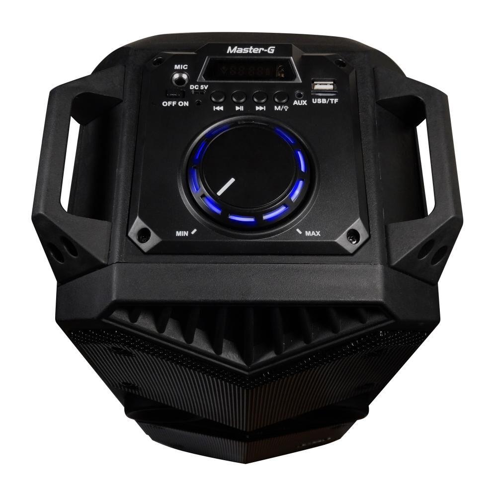 Parlante Para Karaoke Master G Spbif7 image number 3.0
