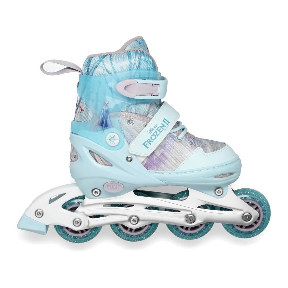 Patines Frozen 2 Top Elsa image number 1.0