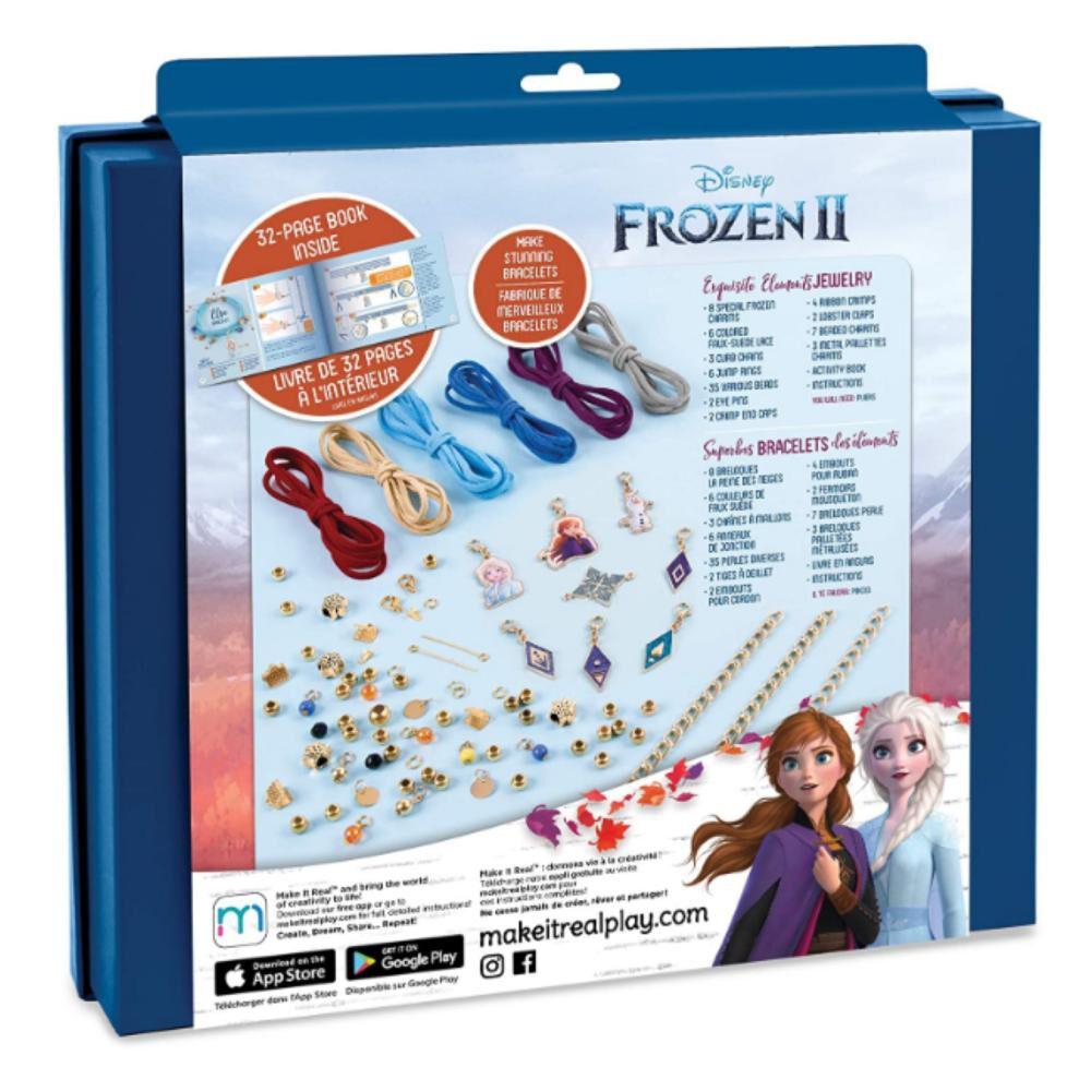 Juego De Joyas Magnetics Frozen 2 Exquisite image number 2.0